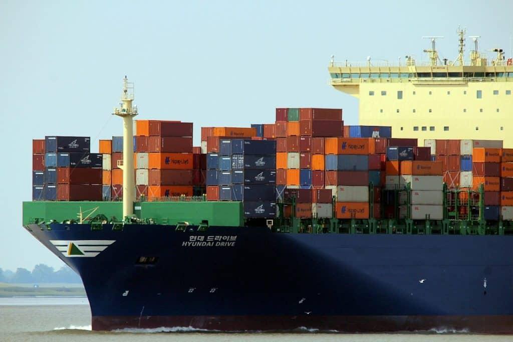 Pourquoi utiliser un container pour le transport maritime ?