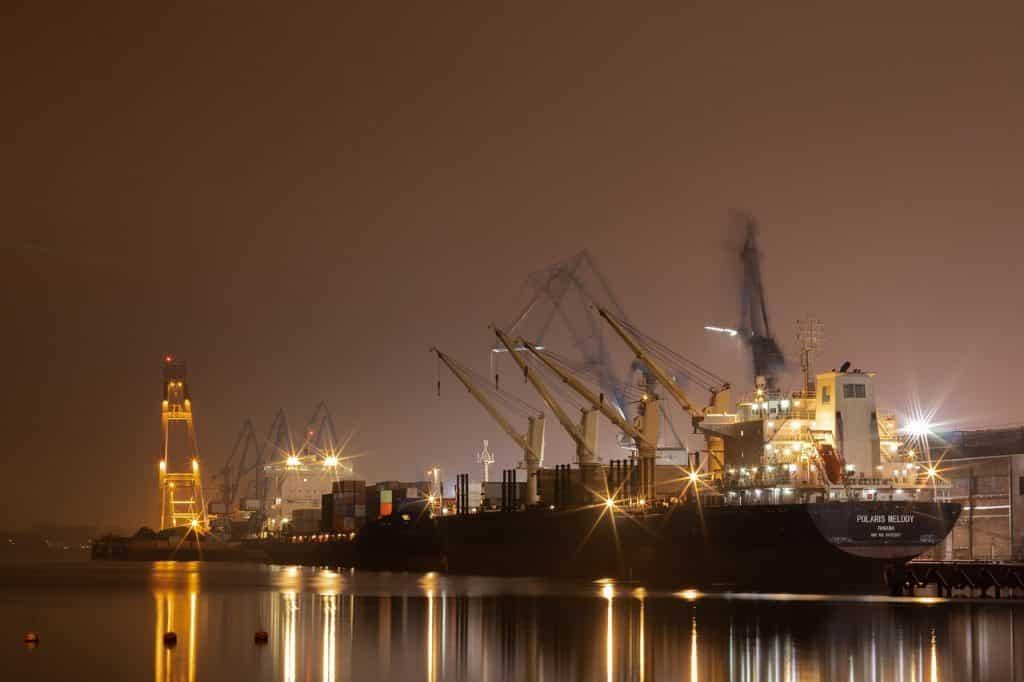 Comment organiser un transport maritime ?
