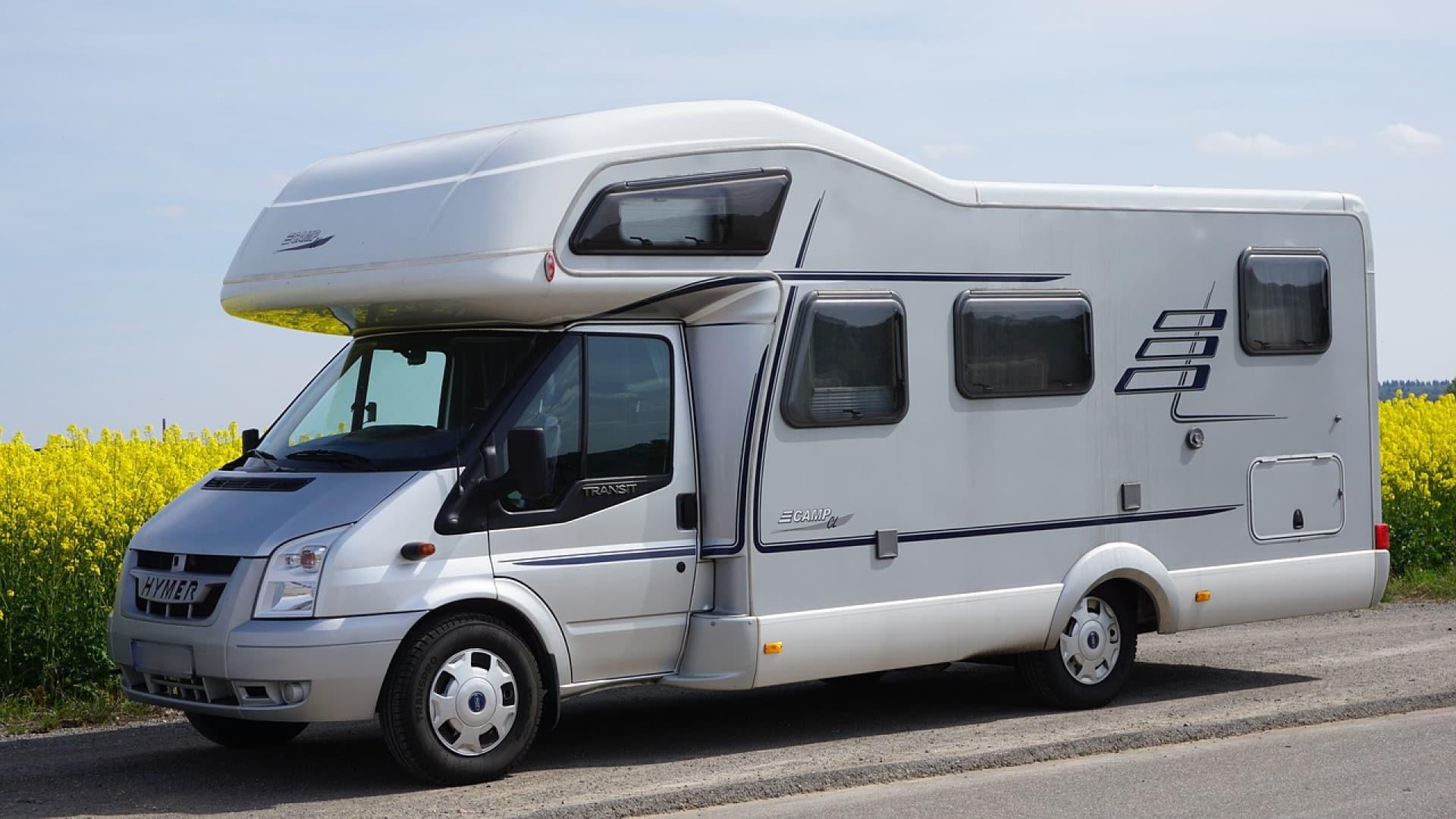 Voici pourquoi vous devriez choisir le camping-car pour vos vacances
