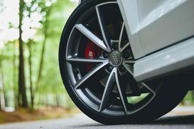 pneu haut de gamme